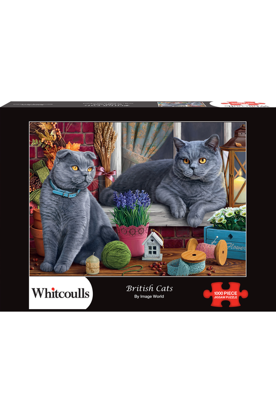 Whitcoulls 1000 Piece Jigsaw B...