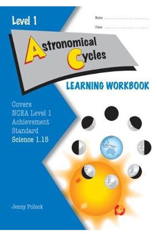 Ncea Level 1 Science Astronomi...