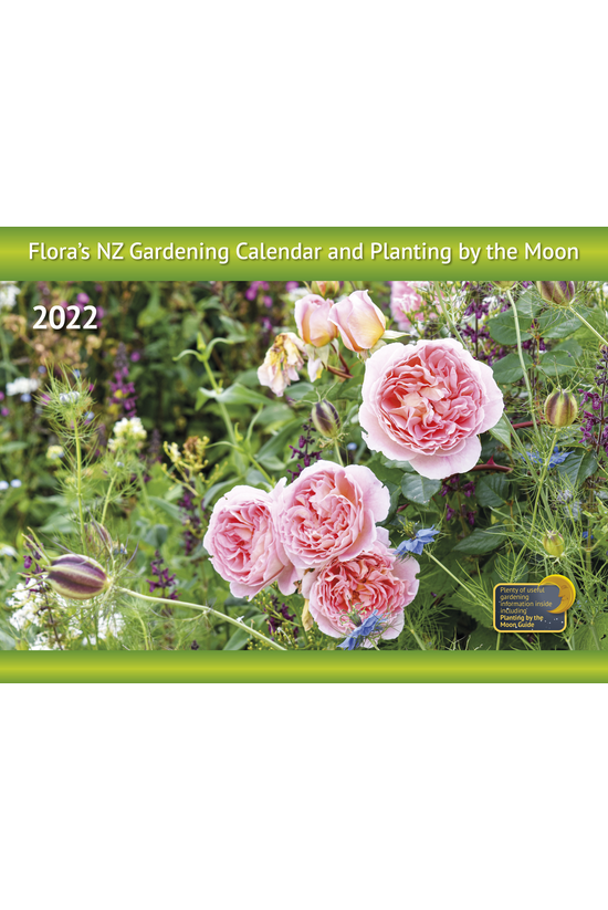2022 Wall Calendar Flora's Nz ...