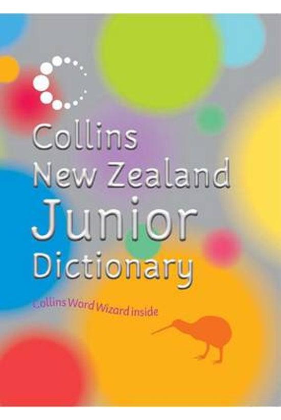 Collins New Zealand Junior Dic...