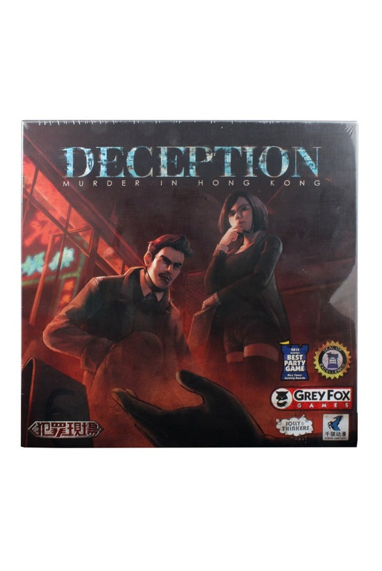 Deception: Murder In Hong Kong...
