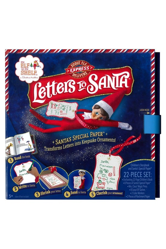 Elf On The Shelf: Letters To S...
