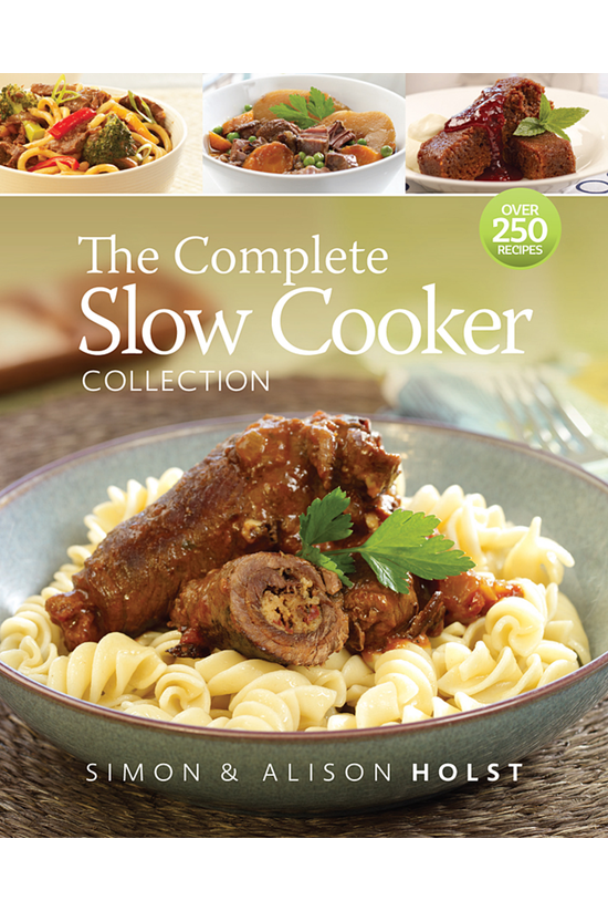 The Complete Slow Cooker Colle...