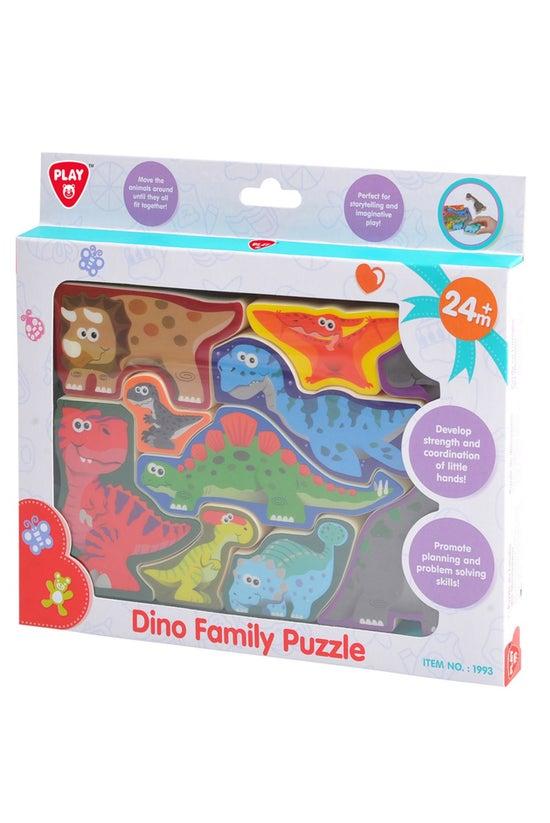 Playgo Dino Family Puzzle 9 Pi...