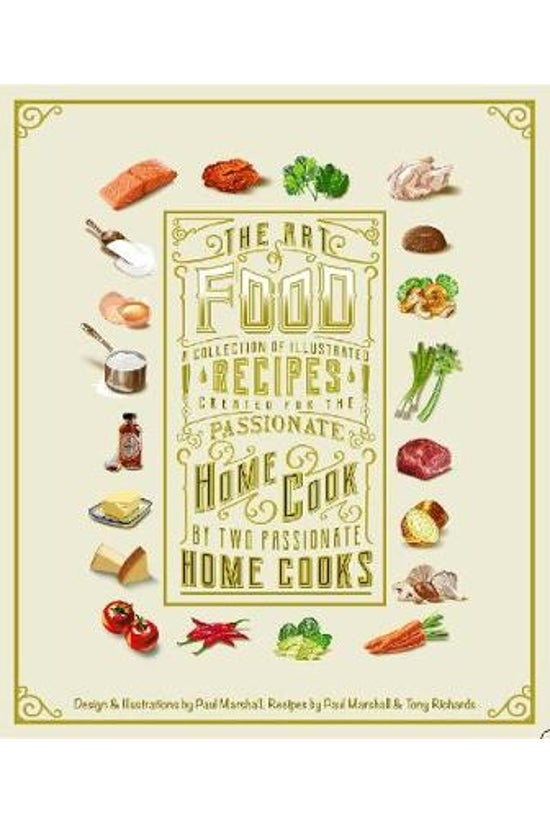 The Art Of Food: A Collection ...
