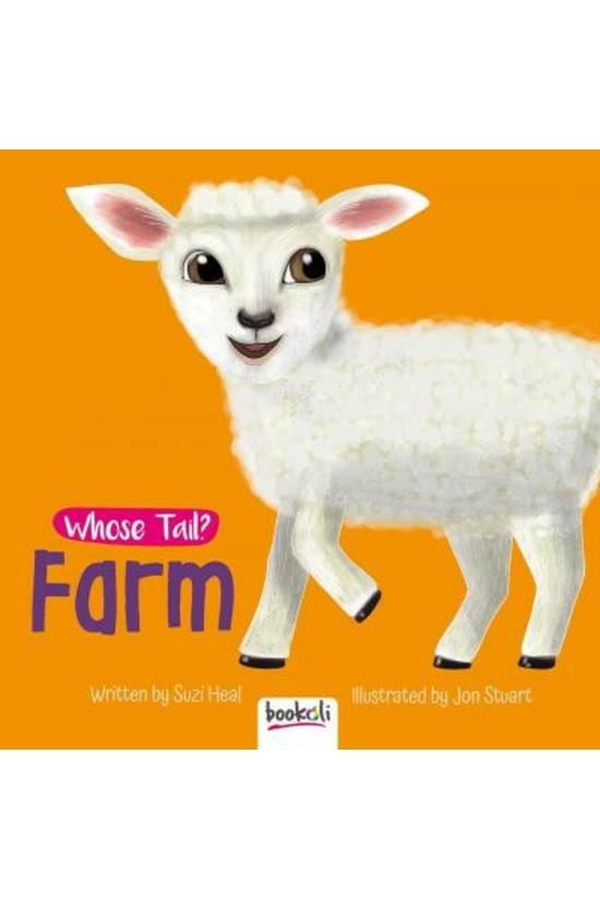 Whos Tail?: Farm