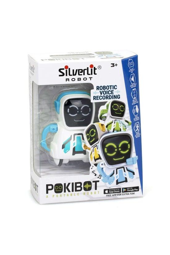 Silverlit Pokibot Square Porta...