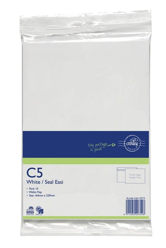 Croxley Mail Prepaid Envelope ...