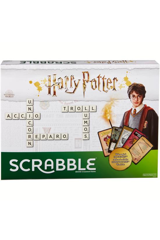 Scrabble Game Harry Potter Edi...