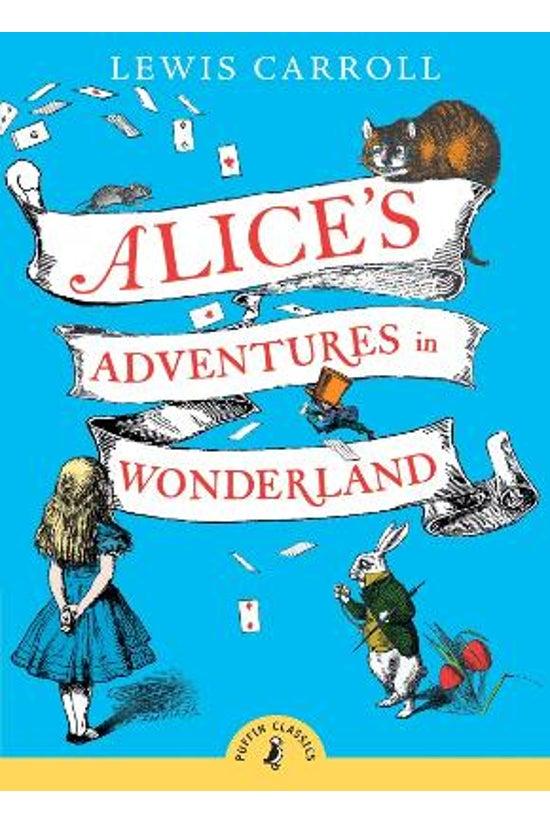 Alices Adventures In Wonderlan...