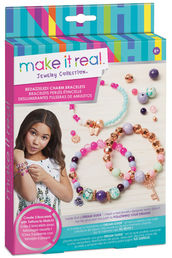 Make It Real: Bedazzled! Charm...