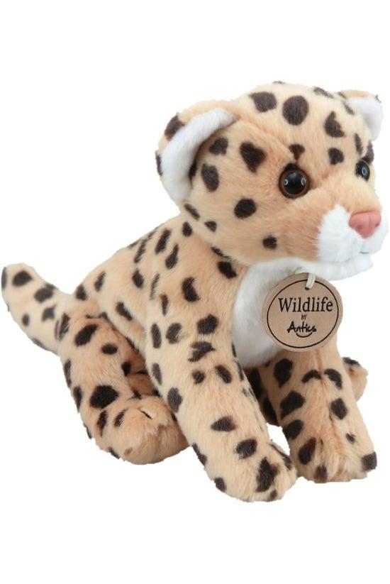Antics Cheetah Sitting Plush