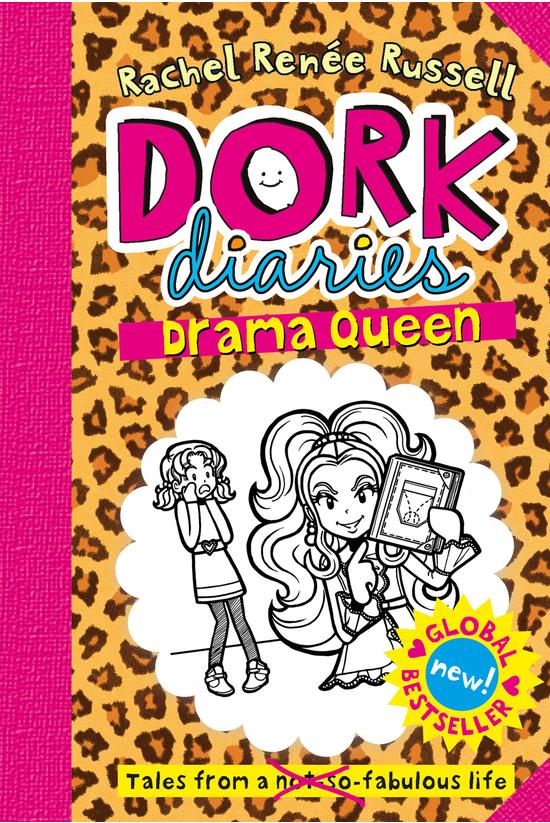 Dork Diaries #09: Drama Queen