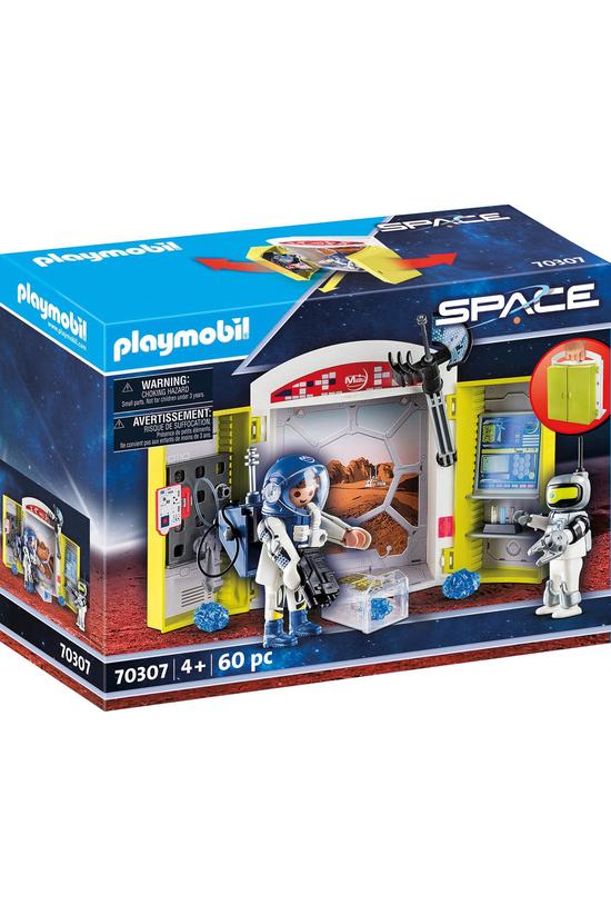 Playmobil Mars Mission Play Bo...