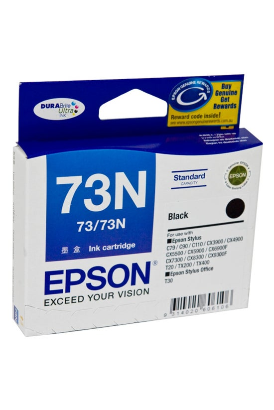 Epson Ink Cartridge T073190 Bl...
