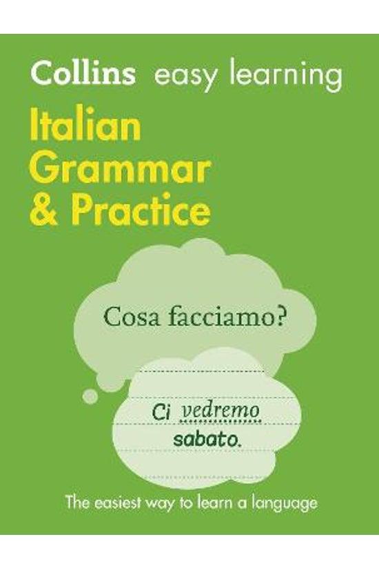 Easy Learning Italian Grammar ...