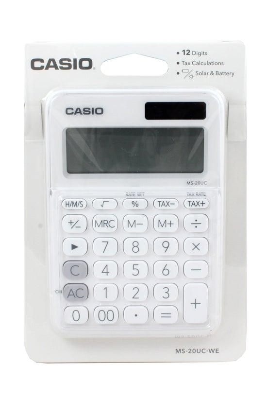 Casio Desktop Calculator Ms-20...