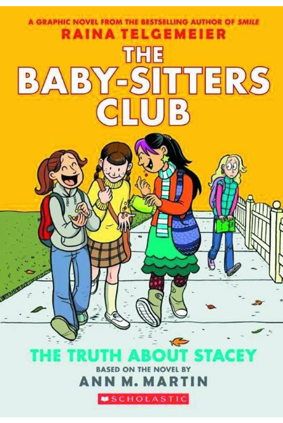 The Baby-sitters Club #2: The ...