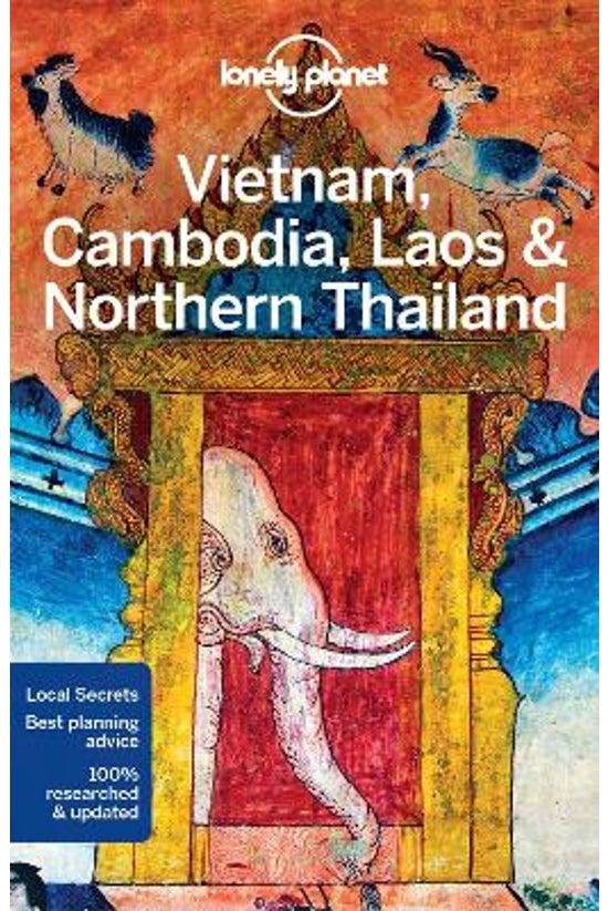 Lonely Planet Vietnam, Cambodi...