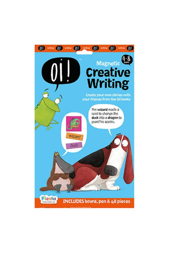 Oi! Magnetic Creative Writing ...