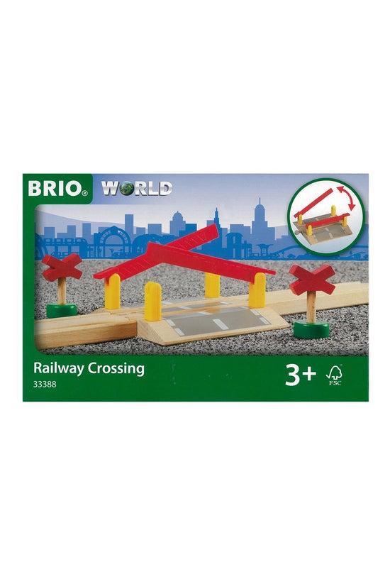 Brio World: Railway Crossing