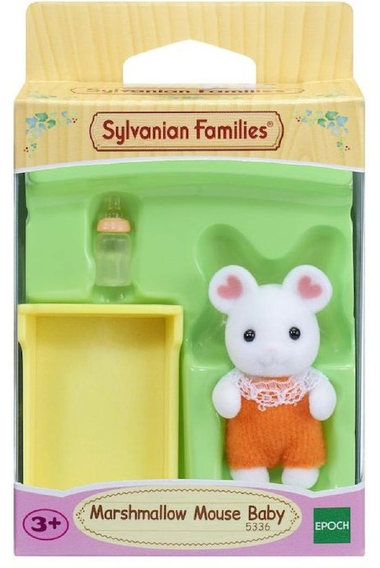 Sylvanian Families Marshmallow...
