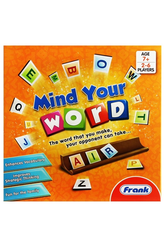 Mind Your Word Game