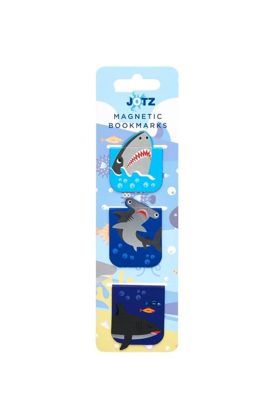 Jotz Sharks Magnetic Bookmarks...