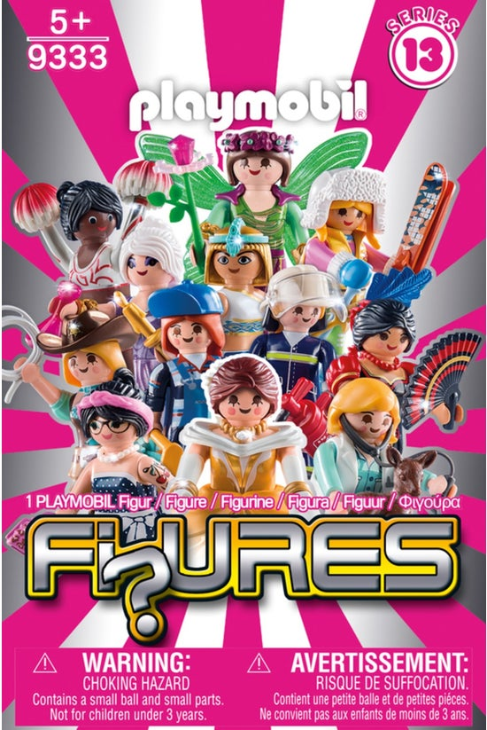 Playmobil Series 13 Pink &...