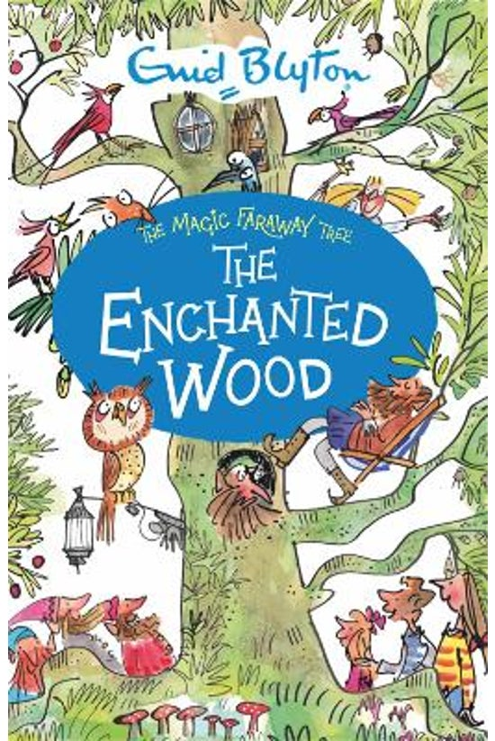 The Magic Faraway Tree #01: Th...