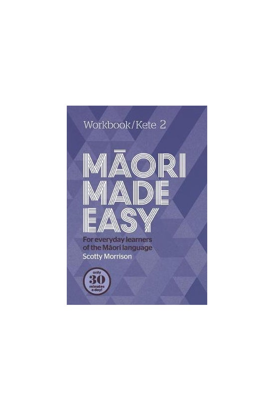 Maori Made Easy Workbook 2/ket...