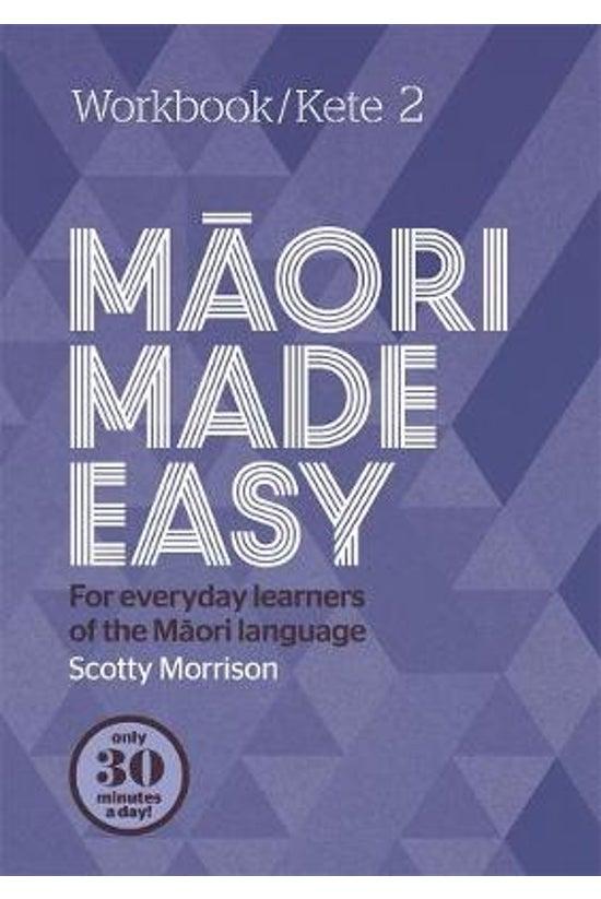 Maori Made Easy Workbook 2/ket...