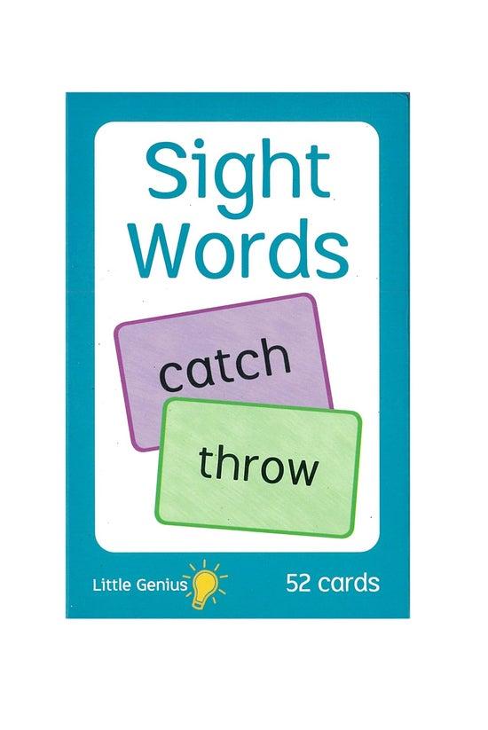 Little Genius: Sight Words