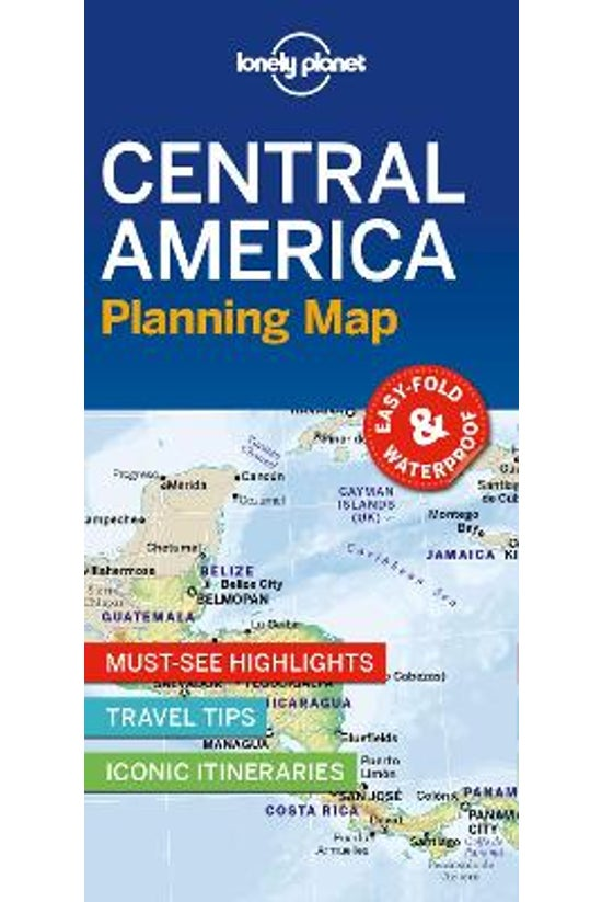 Lonely Planet Central America ...