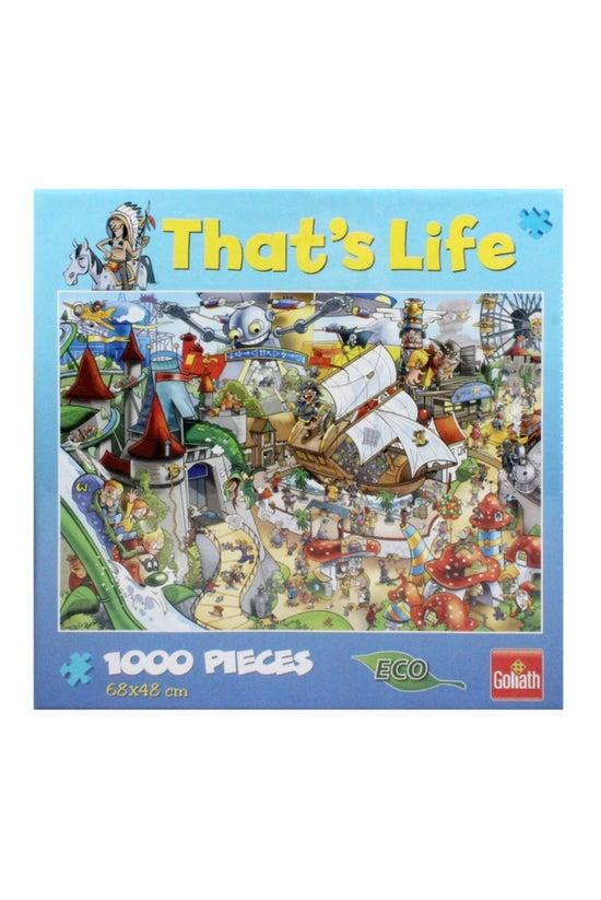 That's Life 1000 Piece Jigsaw ...