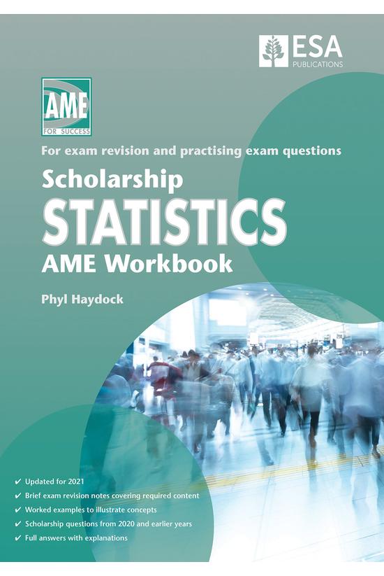 Scholarship Statistics Ame Wor...