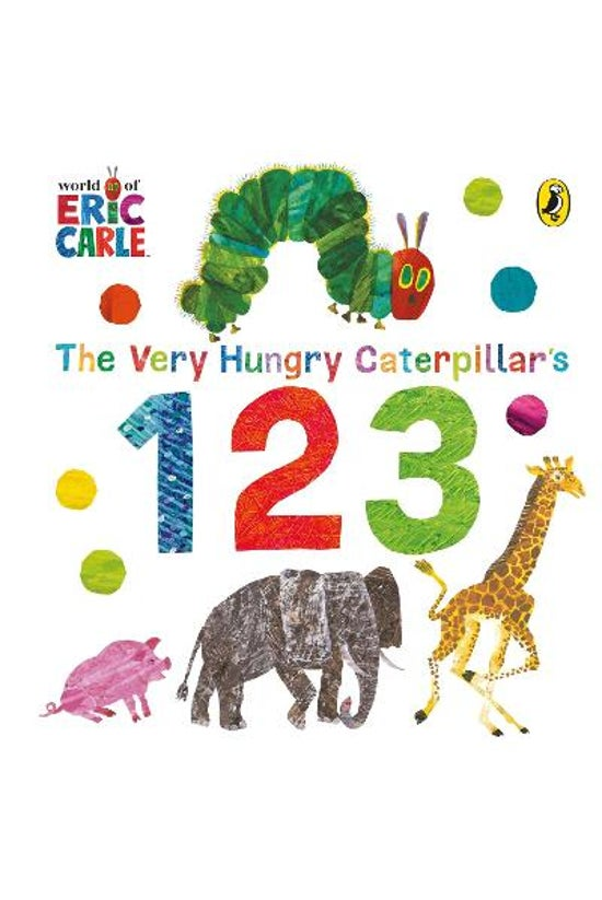 The Very Hungry Caterpillars 1...