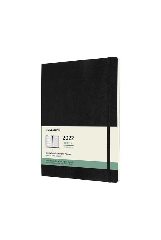 2022 Diary Moleskine Extra Lar...
