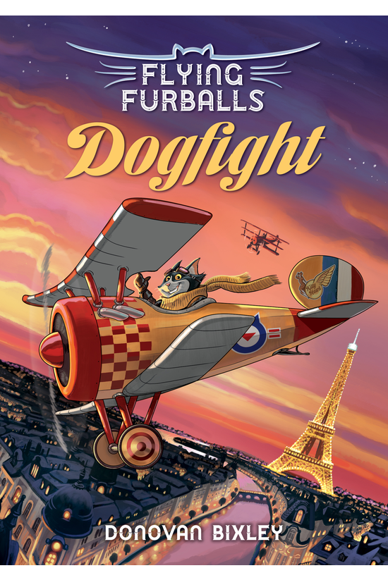 Flying Furballs #01: Dogfight