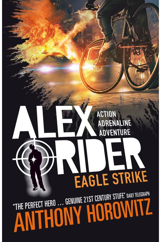 Alex Rider #04: Eagle Strike