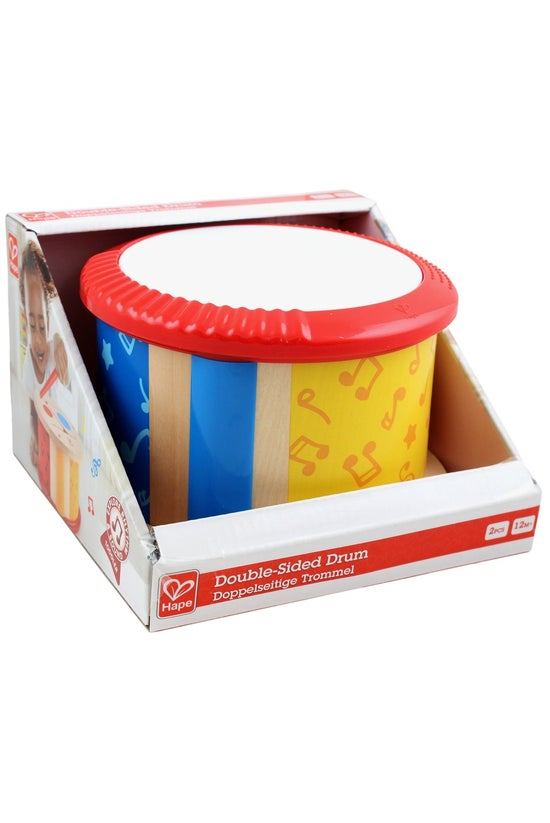 Hape Double-sided Drum