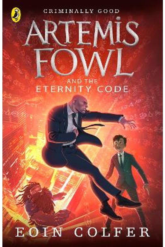 Artemis Fowl #03: The Eternity...