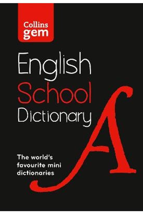 Collins Gem School Dictionary