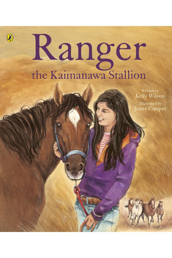 Ranger The Kaimanawa Stallion