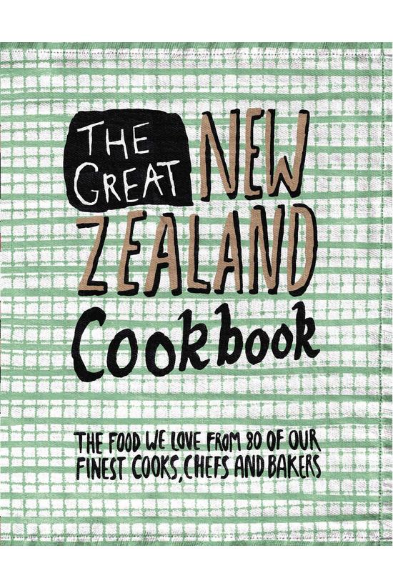 Great New Zealand Cookbook