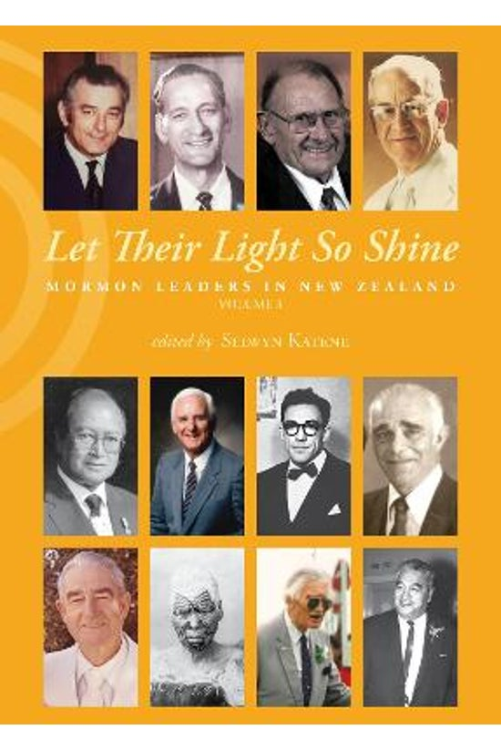 Let Their Light So Shine: Morm...