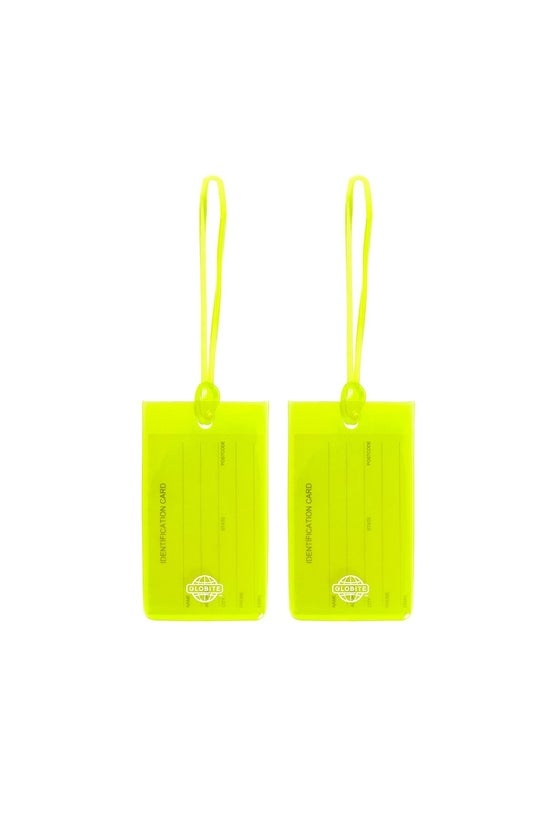 Globite Bag Tag Jelly Green Pa...