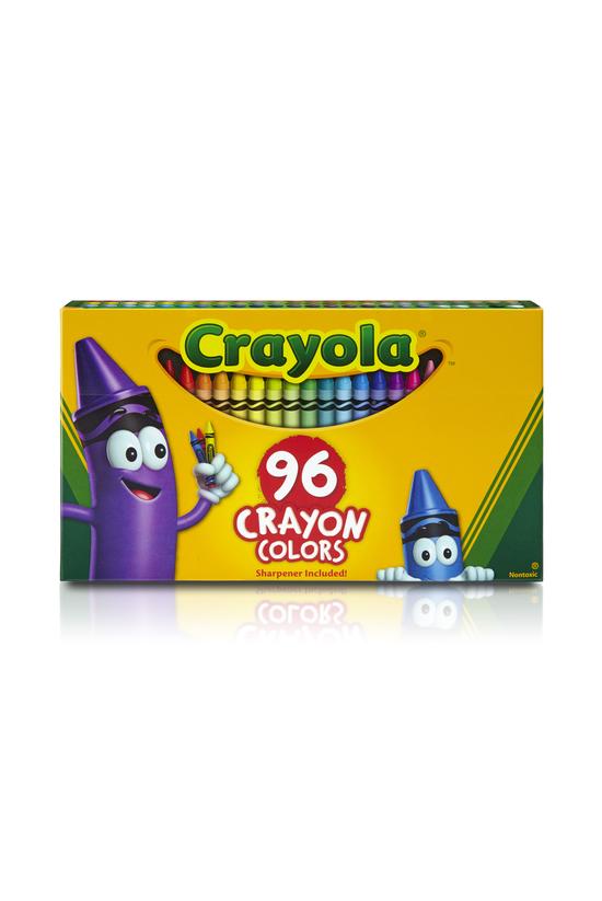 Crayola Crayon Box With Sharpe...