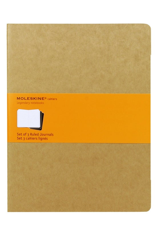 Moleskine Cahier Extra Large R...