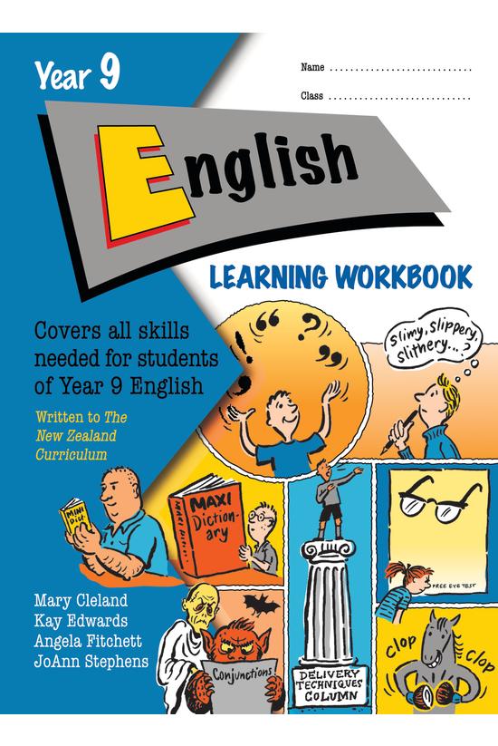 Year 9 English Learning Workbo...